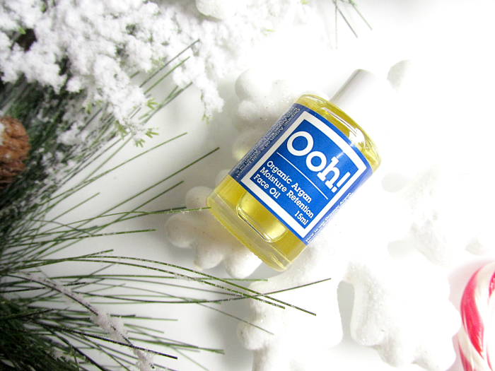 Unboxing: LoveLula November Box - Ooh! Oils of Heaven Argan Oil Face Oil - Travelsize 15ml - £9.50
