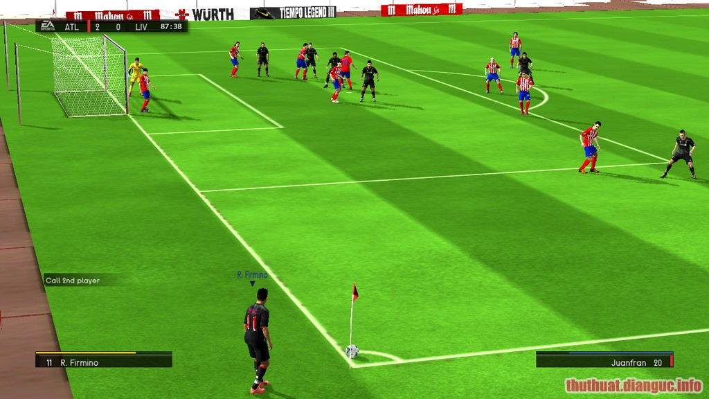 download + cài patch update 2015 2016 cho fifa 2010