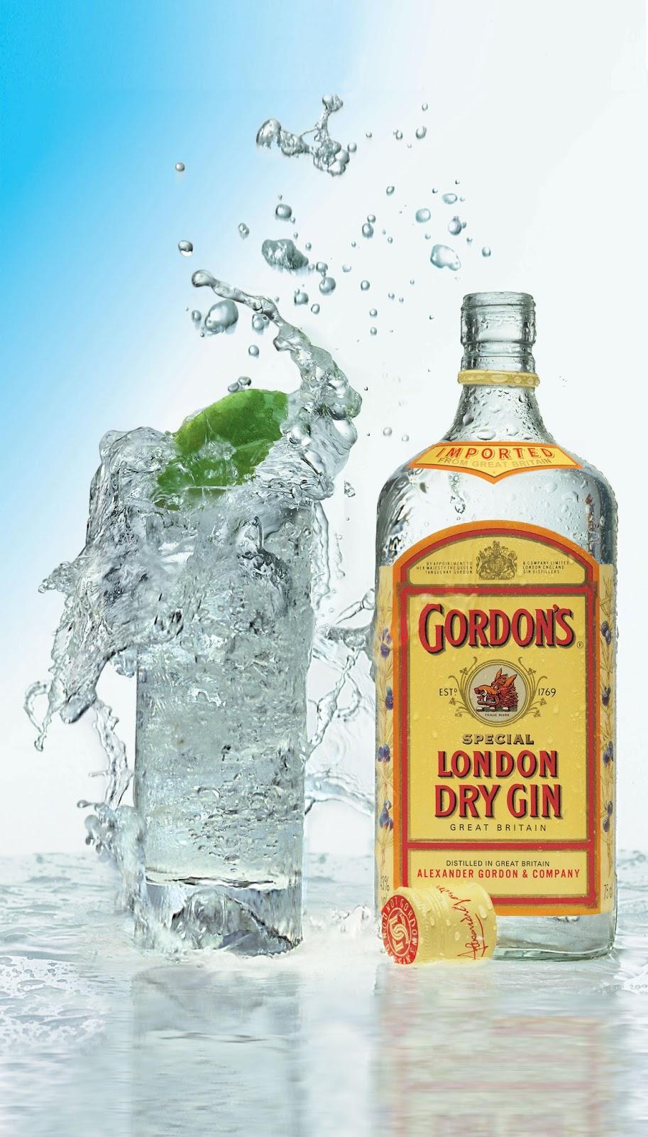 gordon dry gin