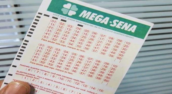 Mega-Sena sorteia prêmio de R$ 5,5 milhões nesta quarta