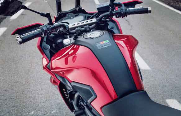 yang berhasil rilis di tanah Eropa yang merupakan motor sport touring Yamaha Tracer 700 Resmi Rilis Di Eropa