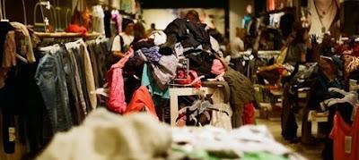 Devolución de las compras