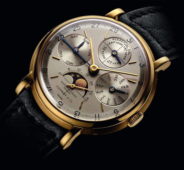Audemars Piguet 20th Century Complicated Wristwatches