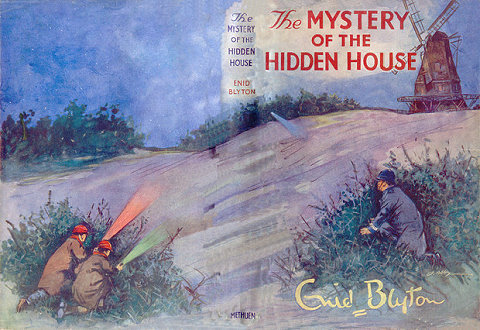 the mystery of the hidden house Enid Blyton