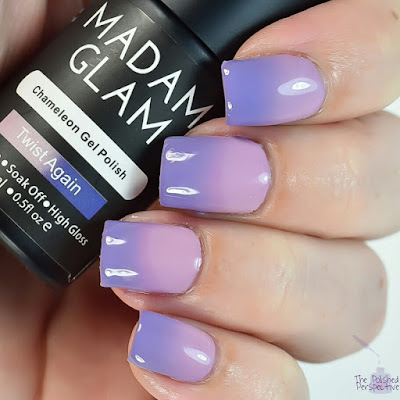 madam glam twist again swatch