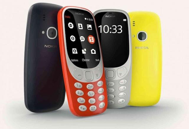 هاتف نوكيا 3310 يعود من جديد