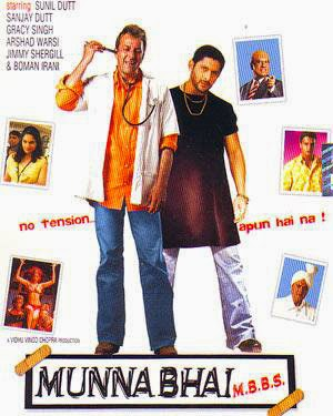 Munna Bhai M.B.B.S. 2003 Hindi HDRip 480p