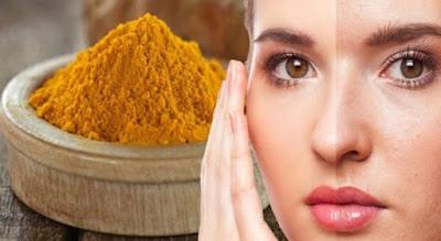 Tips Memutihkan Kulit Wajah Dalam 7 Hari: Masker Asam dan Kunyit
