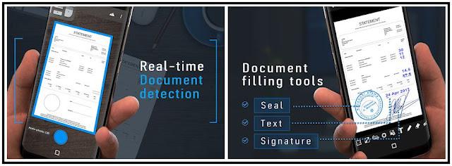 Gambar untuk PDF Scanner : Document Scanner