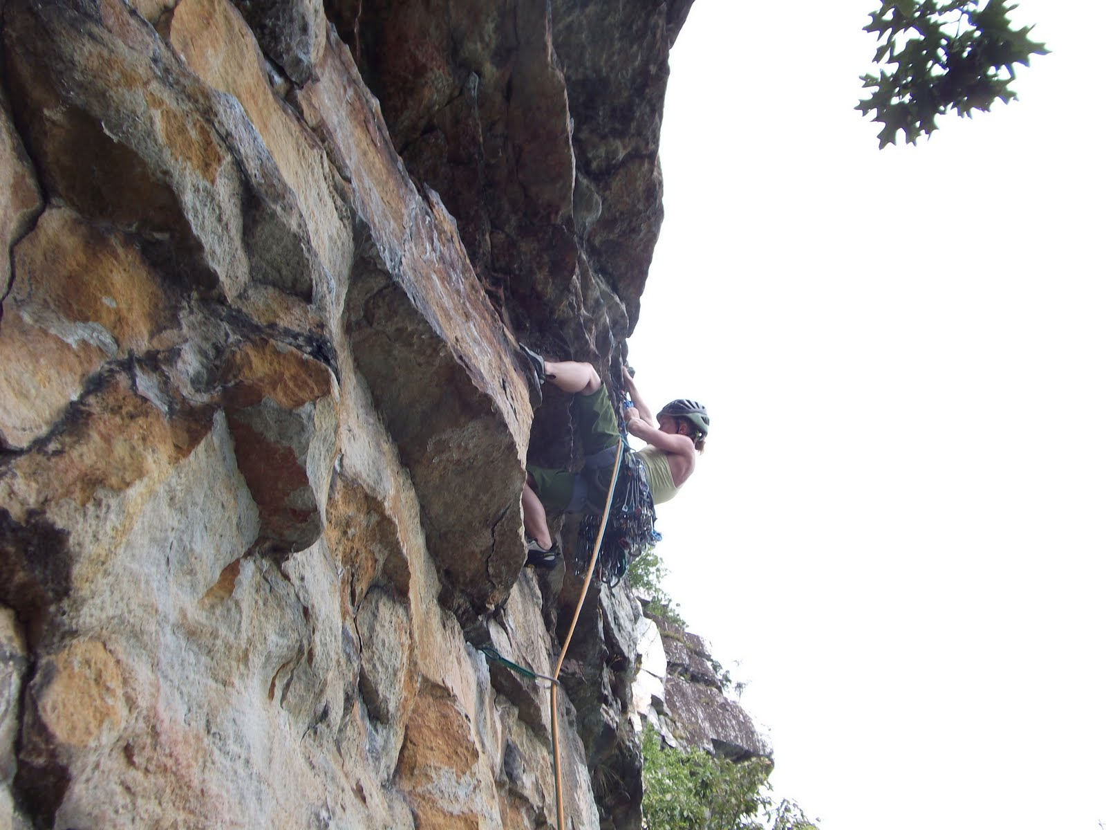 Climb And Punishment Gunks Routes Three Vultures 5 9