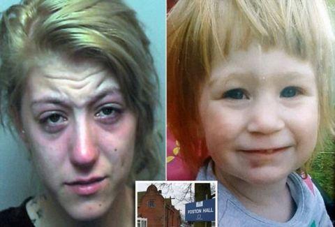 Θυμάστε τη μάνα που σκότωσε στο ξύλο το παιδί της; Δείτε τι της έκαναν στις φυλακές που πήγε! (PHOTOS)