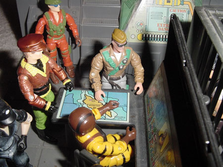 Tiger Force Airtight, Ar Puro, Estrela, Brazil, Tigor, Forca Eco, Forca Fera, 2002 General Tomahawk, Funskool General Flagg, 1997 Lady Jaye