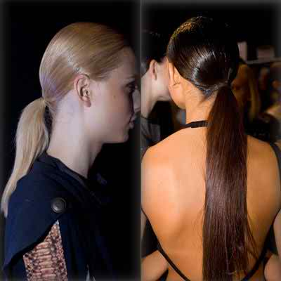 Top Hair Trends from NY Fashion Week Spring