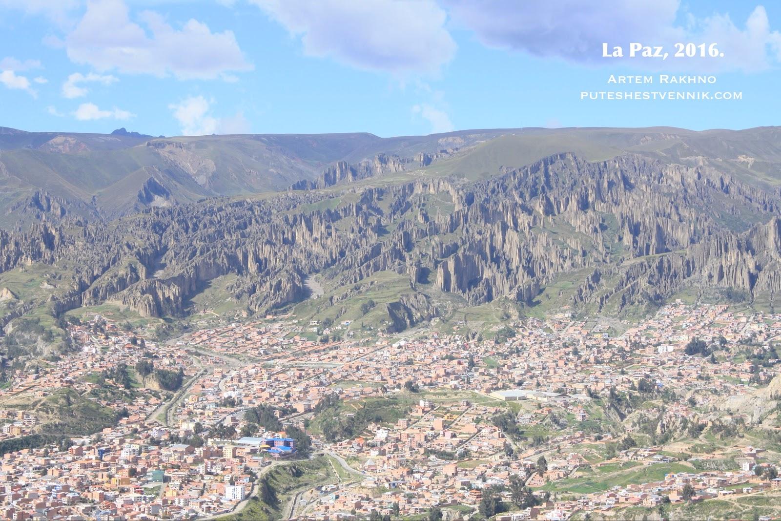 Город и горы