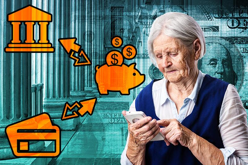 Smart Banking for Seniors