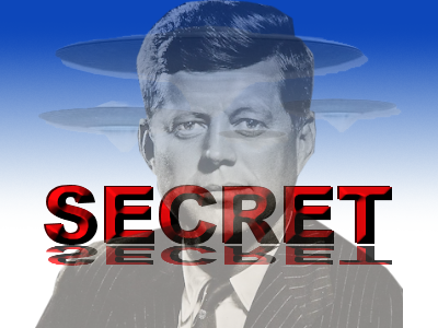 President Kennedy Saw Evidence of Aliens and UFOs?