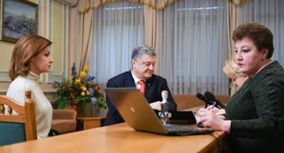 Порошенко подав документи на реєстрацію кандидатом у президенти