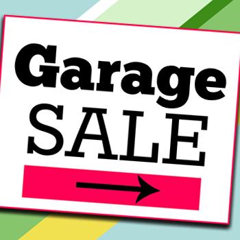Garage Sale Printables Pack