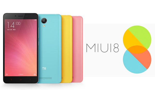 Cara Downgrade MIUI8