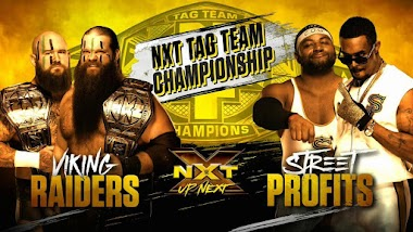 Replay: WWE NXT 15/05/2019