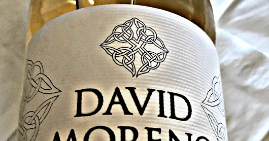 Bodegas David Moreno Blanco 2017.