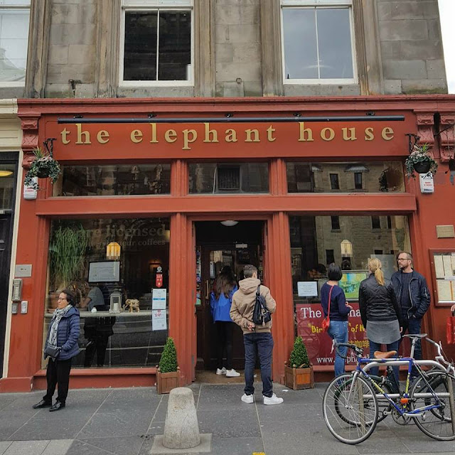 elephant house edinburgh