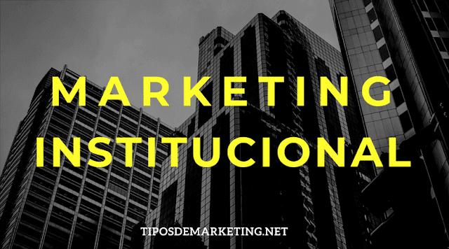 marketing institucional