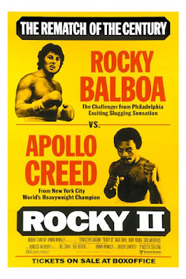 rocky 2 film sylvester stallone