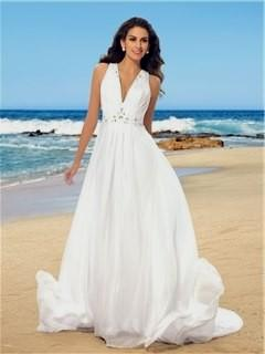 The Amazing Design Of Beach Wedding Dresses Casual