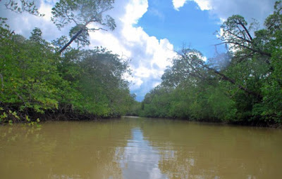 Sungai Beto-beto Gellaman, Kec. Arjasa, Kangean