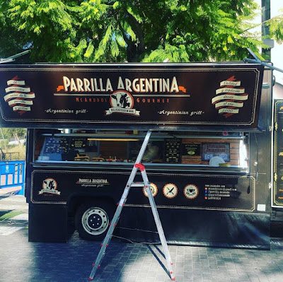 Parrilla Argentina, foodtrucks,