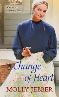 Heidi Reads... Change of Heart by Molly Jebber