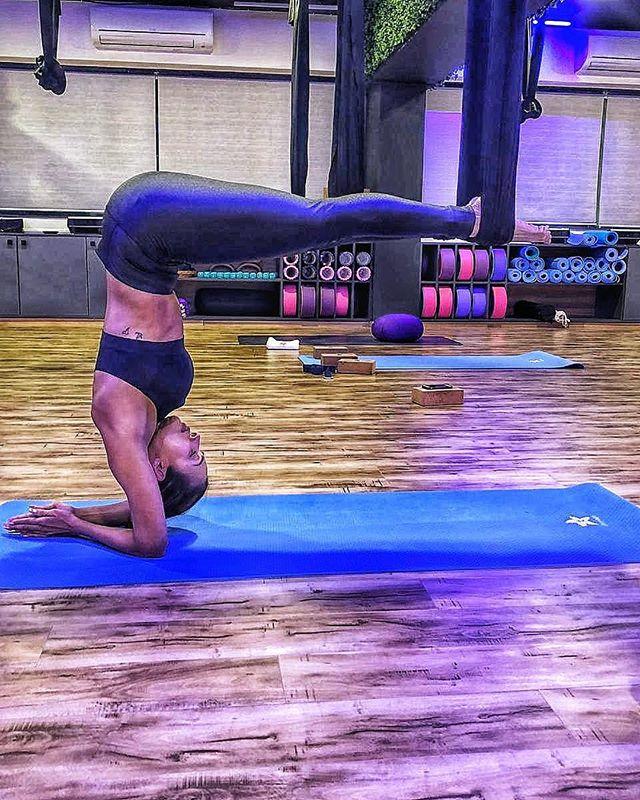 Malaika Arora Yoga picture