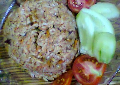 Resep Cara Membuat Nasi Goreng Komplit