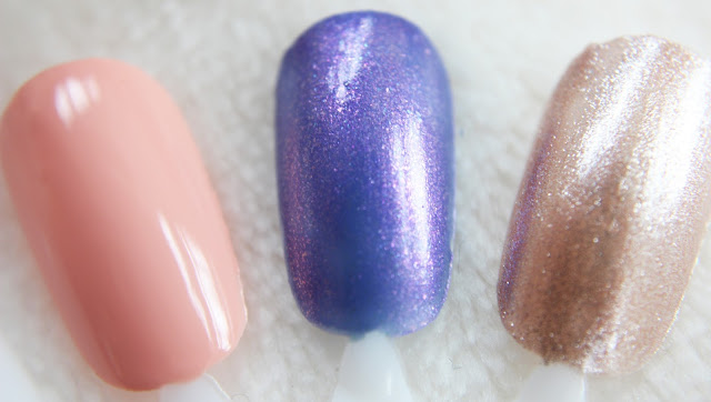 Three Leighton Denny Nail Polishes Perfect For Summer | Tea And Beauty
