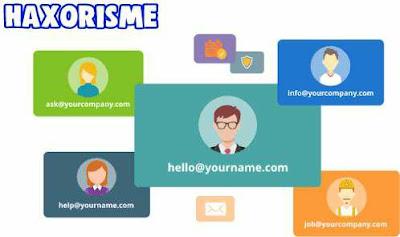 Cara Membuat Email Dengan Domain Sendiri Gratis Tanpa Hosting