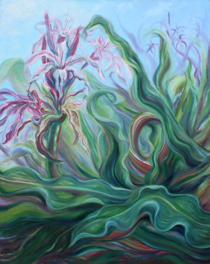 Богатство природного мира. Tanya Enriquez