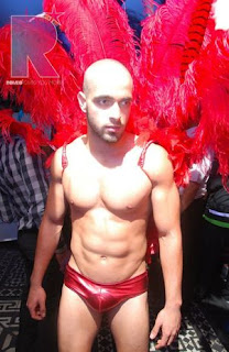 Sebastian Gogo Dancer