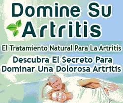 Tratamiento Natural Para La Artritis