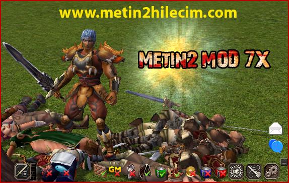 Metin2Mod Exp Bot ve 7x Hilesi 2017