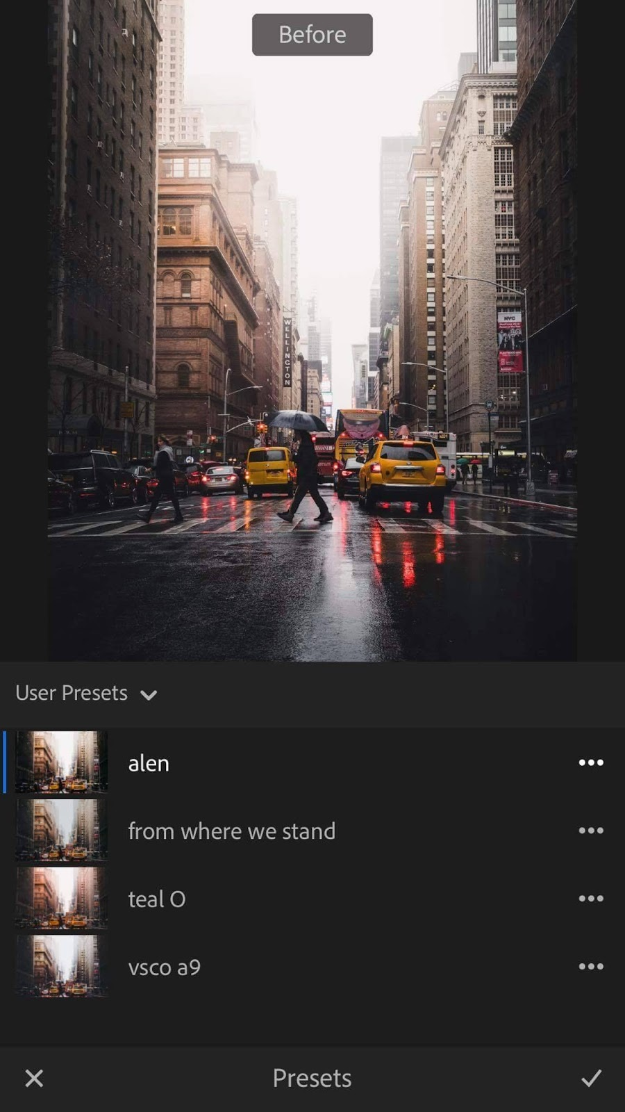 Alen Palander Lightroom Mobile Preset - Lightroom VSCO Tutorials