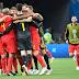 GALERIA: Confira as imagens da vitória da Bélgica em cima do Brasil por 2 a 1 em Kazan  da Copa do Mundo FIFA 2018, na Rússia