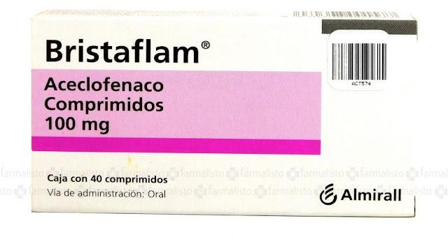بريستافلام Bristaflam دواء مسكن للألام