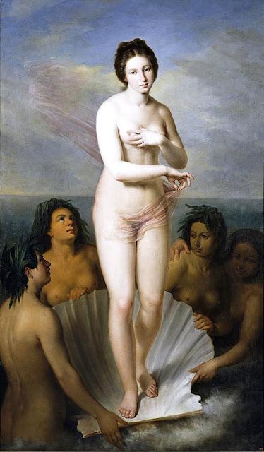 Antonio Maria Esquivel: La nascita di Venere