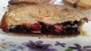 Piebury Corner Blueberry Pie Review