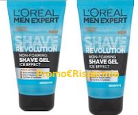 Logo Diventa uno dei 200 tester Men Expert Shave Gel