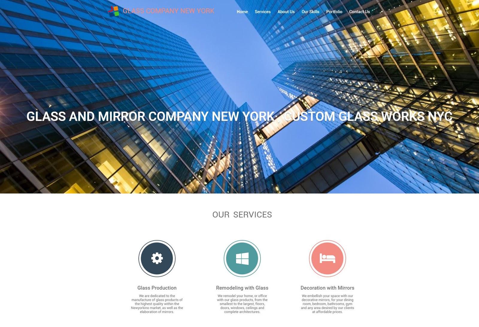 Glass Company New York by Quixtarstudio New York