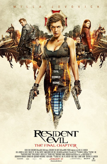 Watch Resident Evil-The Final Chapter (2017) 720p HDCAM 1.67 GB