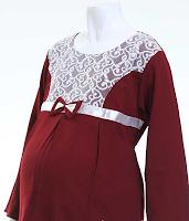 Model Baju Muslim Ibu Hamil
