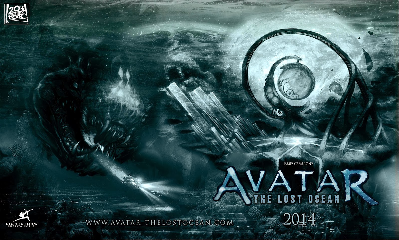 Steal This Review: James Cameron shooting 'Avatar' sequels